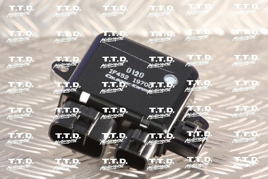 Modulo eléctrico control electroventiladores