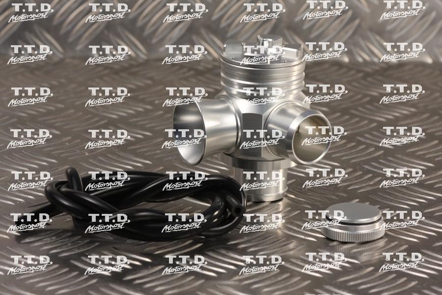 Valvula mixta regulable recirculacion/descarga (aconsejada para coches con caudalimetro)