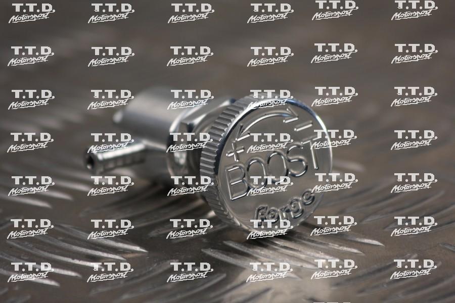 Grifo regulación presión turbo interior - requiere uso de válvula antiretorno