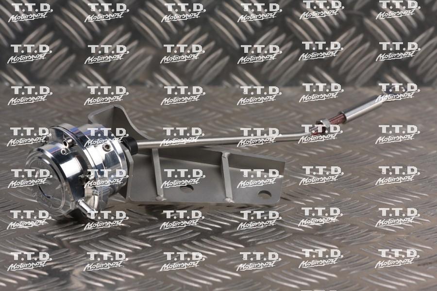 Actuador turbo reforzado