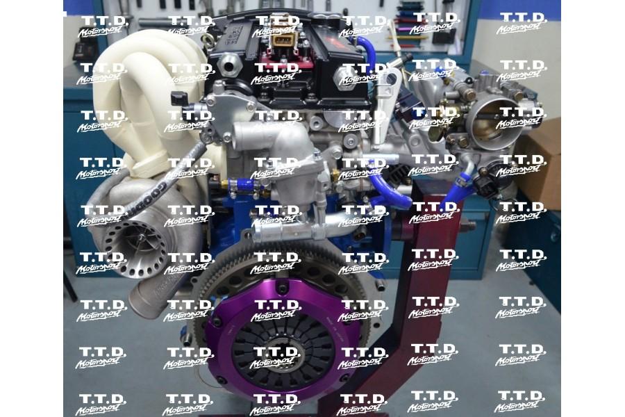 Motor EVO IX