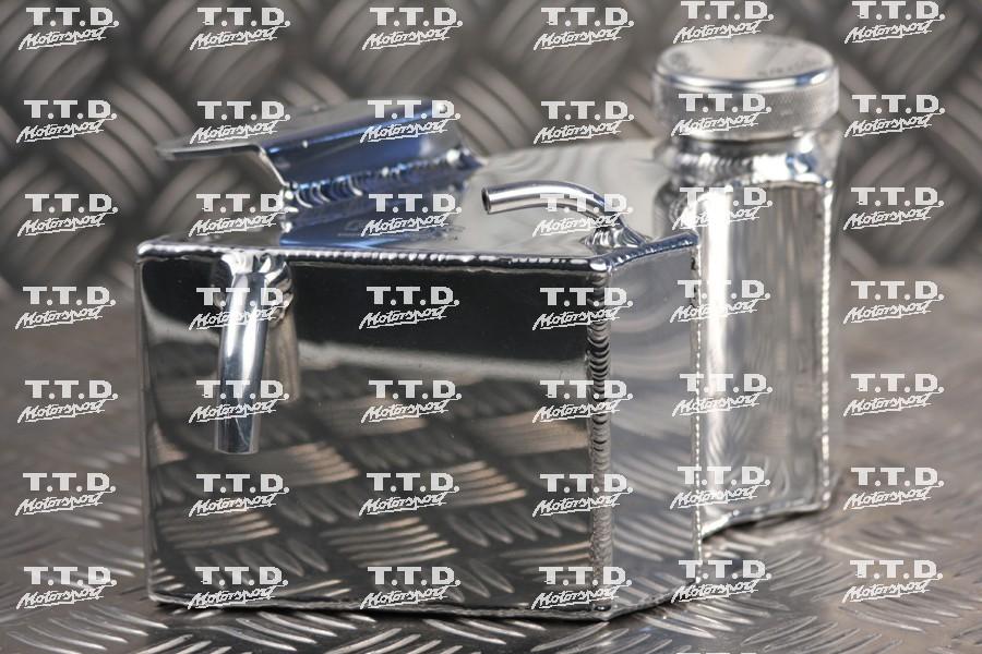Depósito de expansión en aluminio