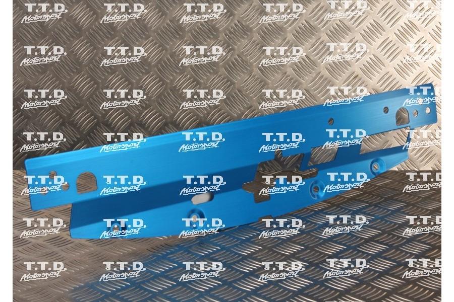 Canalizador aire radiador en aluminio