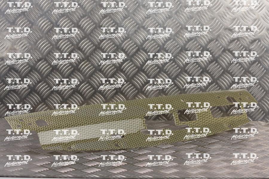 Canalizador aire radiador en kevlar