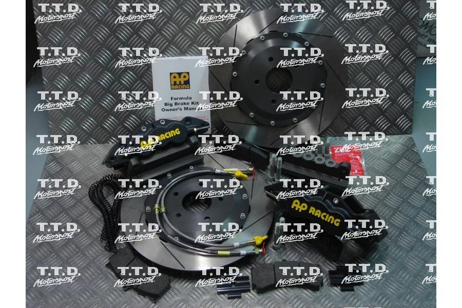 Kit frenos delantero AP RACING