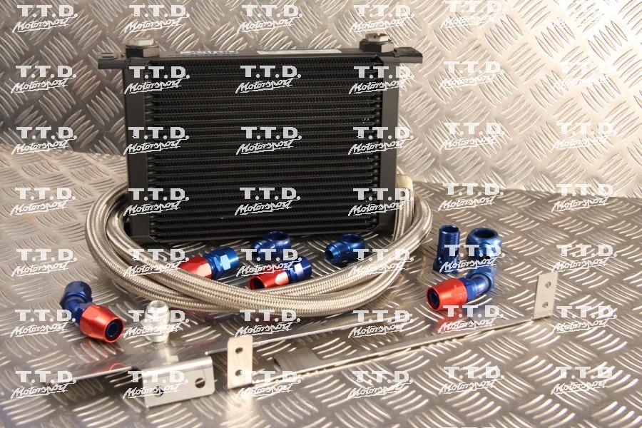 Kit radiador aceite de gran eficacia y capacidad