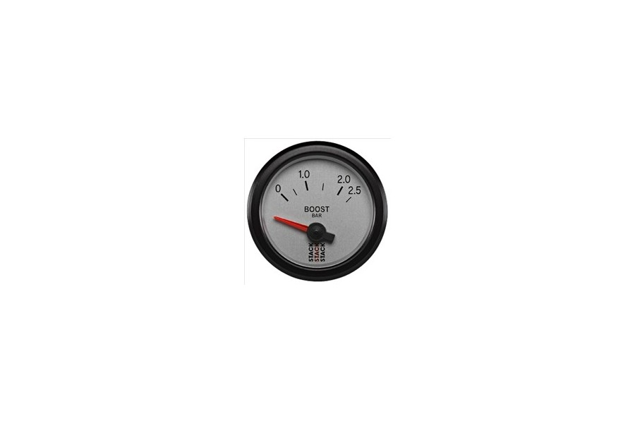 Manómetro turbo