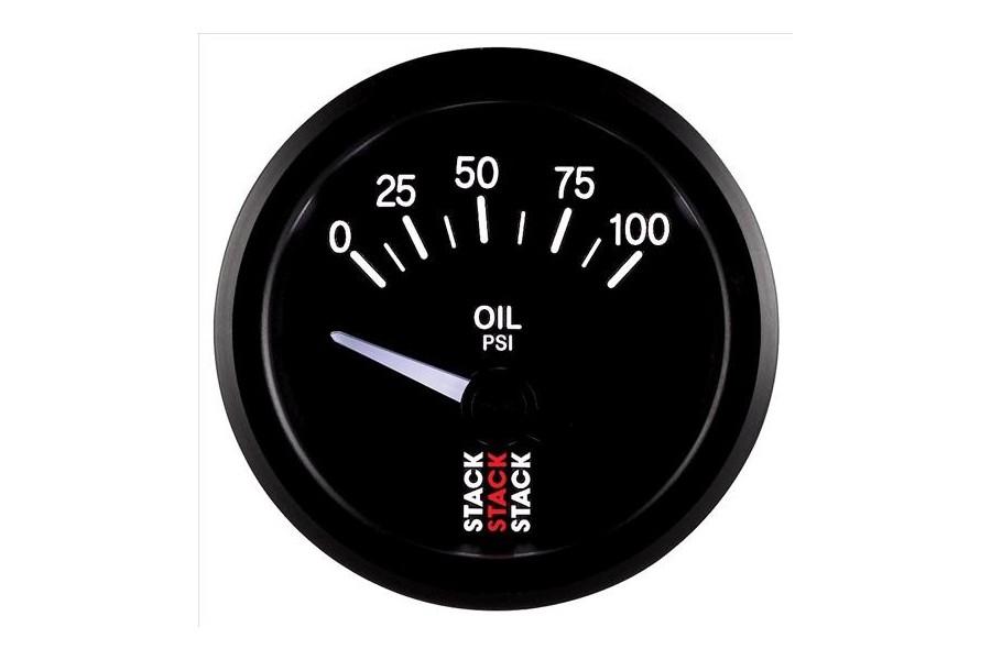 Manómetro aceite