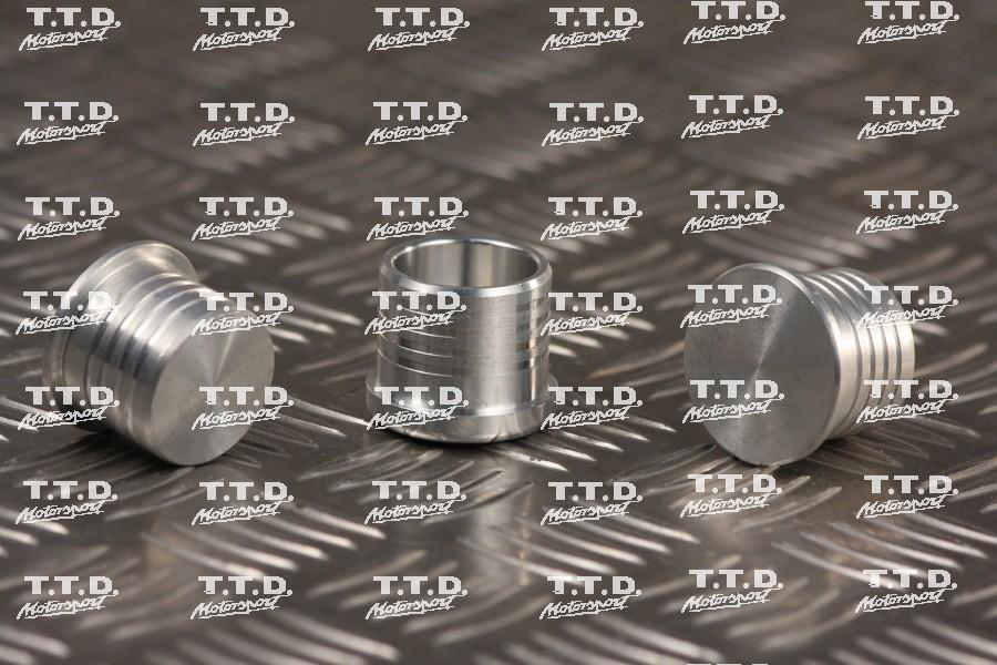 Tapón admisión aluminio