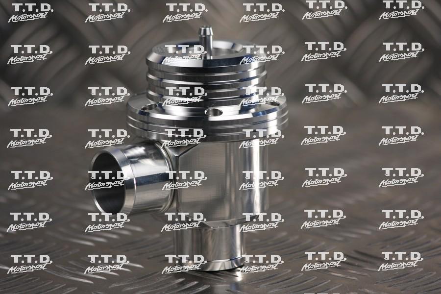 Válvula recirculación FORGE reforzada (aconsejada para coches con caudalimetro)
