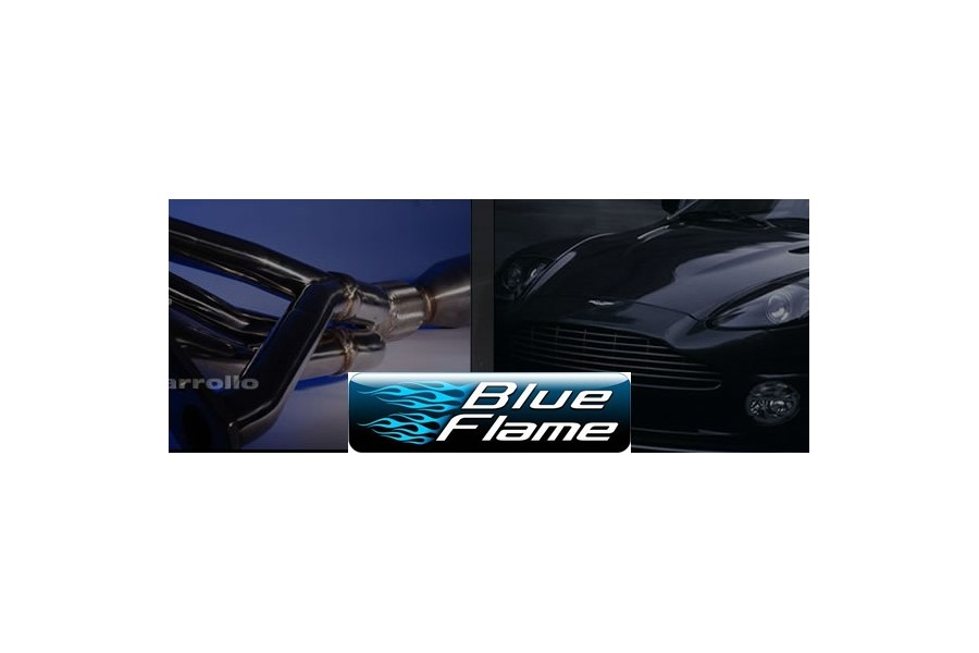 BLUE FLAME EXHAUSTS